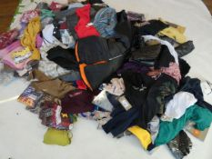 Stillage containing mixed ladies and men's clothing (approximatley 145 items)