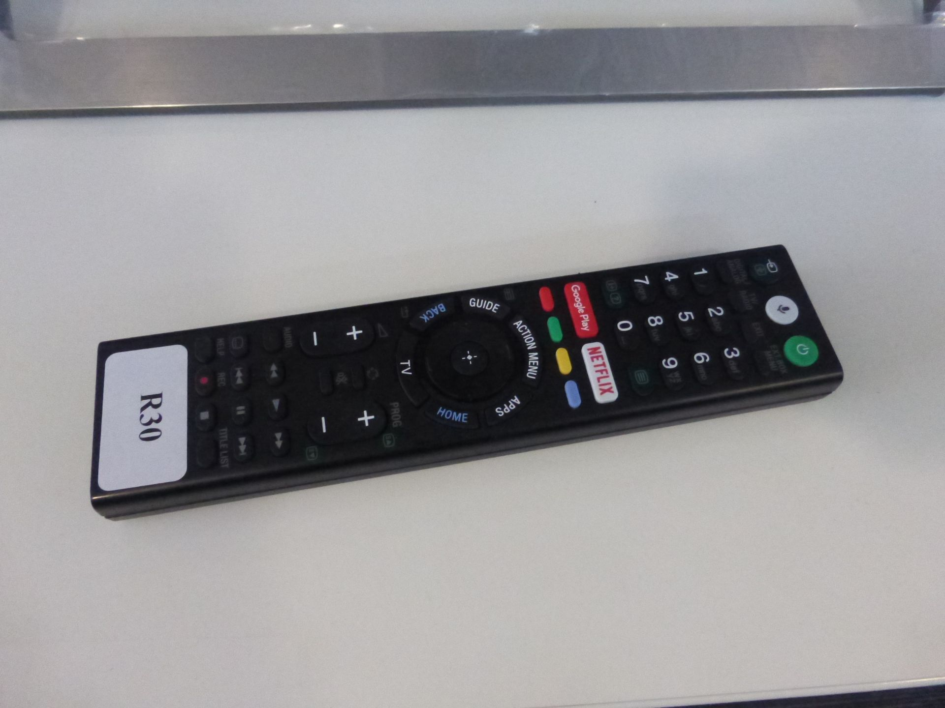 Sony 32'' TV Model: KDL-32WD754, includes remote (R30) and box (B52) Screen has no visible damage, - Image 2 of 2