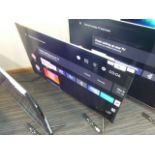 TCL 50'' 4K TV Model: 50C715K, includes remote (R44) and box (B60) Screen has no visible damage,