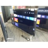 TCL 43'' 4K TV Model: 43EP658, includes remote (R2) and box (B31) Screen has no visible damage,