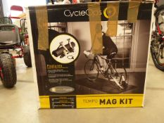 Boxed cycle OPS tempo magnetic bike training kit