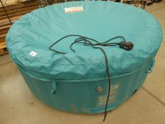Inyo clever spa with filter and pump