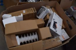 4121 - Pallet of oil filled and electric radiators and heaters