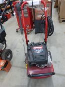 Quantum 6.5HP petrol powered pressure washer