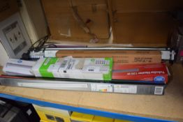4169 - Small quantity of stip lights and tubular heaters