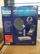 Tvion vision mini satellite kit in box