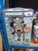 3413 6 Power Max educational robots