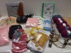 Plastic mattress storage bag, wools, lighting, foot shoe sizer, headphone storage case, shopping