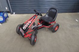 4021 4 wheeled go kart