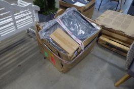 Boxed Premium 4 burner gas BBQ (flatpack)