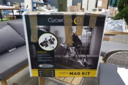 4022 Boxed cycle OPS tempo magnetic bike training kit