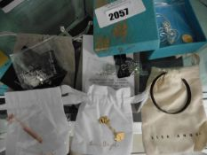 Small selection of jewellery items by Lisa Angel and others