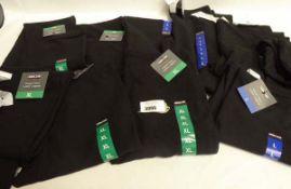 10 Pairs of ladies Kirkland leggings, sizes ranging from L to XL