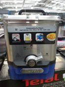 (43) Tefal filter fryer with box