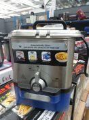 (33) Tefal filter fryer with box