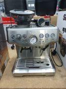(62) Sage Barrister Express coffee machine in box