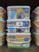 4059 - 9 Hozelock boxed super hoses