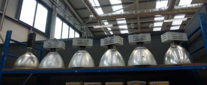6 industrial style warehouse lights