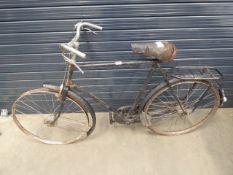 Vintage Royal Enfield gents bike