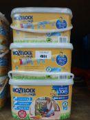 4056 - 9 Hozelock boxed super hoses