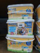 4060 - 9 Hozelock boxed super hoses