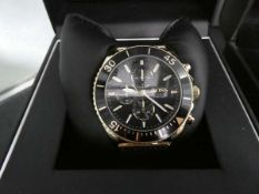 Hugo Boss Ocean Edition gents wristwatch with box