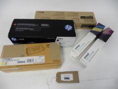 Printer ink cartridges & transfer sheets