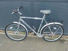 Silver Falcon gents bike