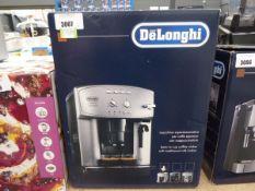 Delonghi Cafe Venezia coffee machine with box