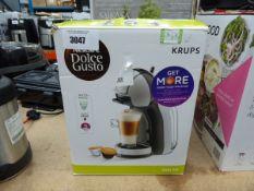 Nescafe Dolce Gusto coffee machine with box