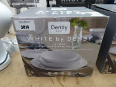 Denby tableware set with box