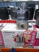 Kenwood multi Pro Plus food processor with box
