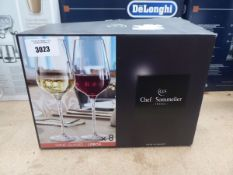 Chef and Sommelier wine glass set