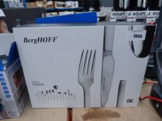 Berghoff cutlery set with box