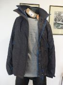 Superdry men's wind attacker jacket together with softball ringer top both size medium