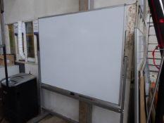 150cm Mobile whiteboard
