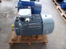 Regal Beloit HJN 200L4 motor,36kw, 240kg