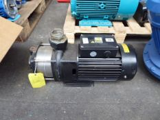 Walrus TPH12T6K end section pump