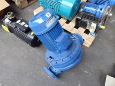 Lowara FCE 40-200/40 pump, 4kw