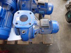 Lowara CN4 65-125/07 end section pump, 5.5kw