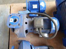 Lowara FHE 32-200/40 end section pump, 5.5kw