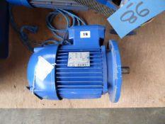 Lafert ST 90S C2 motor, 1.7kw