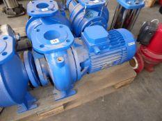 Lowara CN 65-125/55 end section pump, 5.5kw