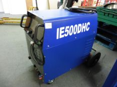 VBC Instrument Engineering Model IE500 DHC Dynamic Heat Control specialist AC/DC welding source