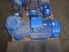 Lowara CNE80-200/220 end section pump, 22kw