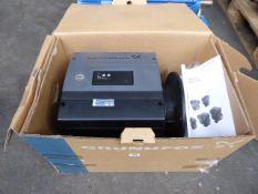 Grundfos MGE132SC2-FF265-D1 inverter drive motor, 5.5kw