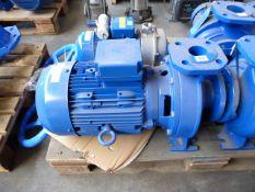 LowLowara FHE50-16075/P end section pump, 7.5kw