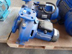 Lowara FHE4 40-200/C7/A end section pump, 0.75kw
