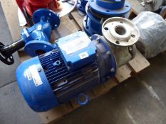 Lowara SHE50-16/75/P end section pump, 7.5kw