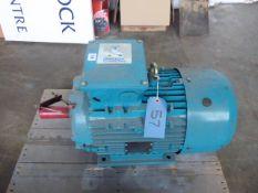 Brook Crompton T-DA160LA motor, 17.3kw